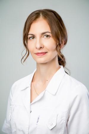 Смолицкая Екатерина Владимировна