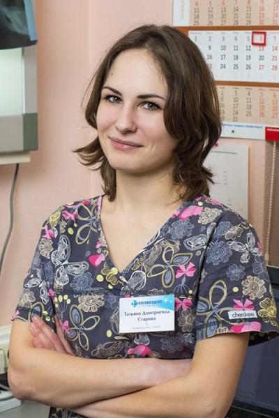 Старова Татьяна Дмитриевна