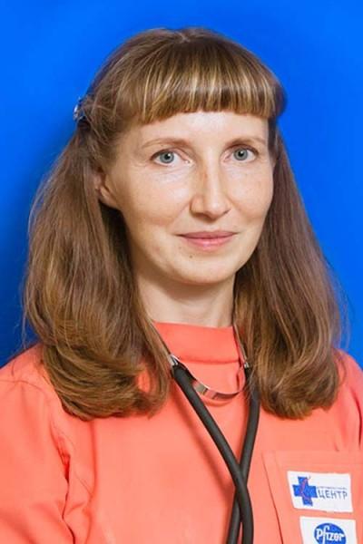 Волгина Наталия Сергеевна