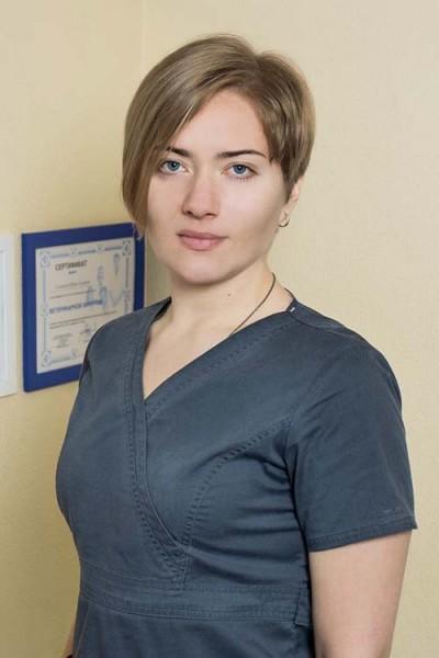 Максимович Елена Борисовна
