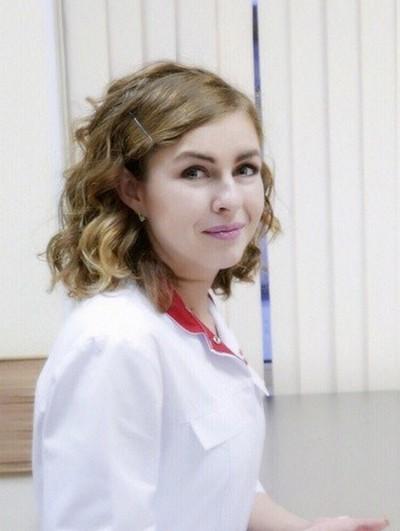 Федюхина Анна Владимировна