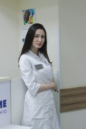 Зеленина Анна Владимировна